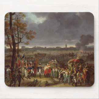The Second Siege of Mantua Mouse Pad