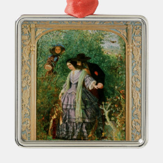 The Secret, 1858 Ornament