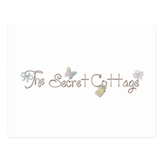The Secret Cottage Products Post Cards