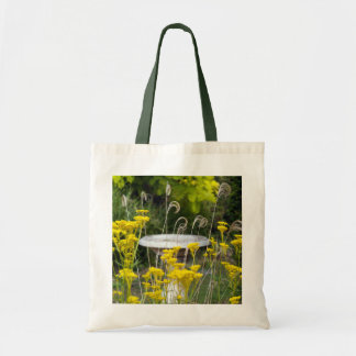The Secret Gardens of Sandwich Budget Tote Bag