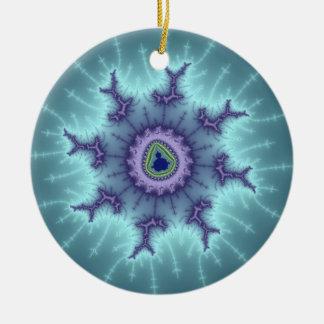 The Secret Round Ceramic Decoration