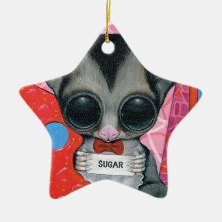 The Secret Word Christmas Ornaments