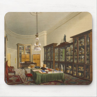 The Secretary's Room, Apsley House, by T. Boys, 18 Mouse Pad