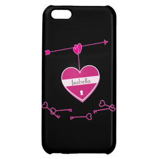 The secrets of heart iPhone 5C cases