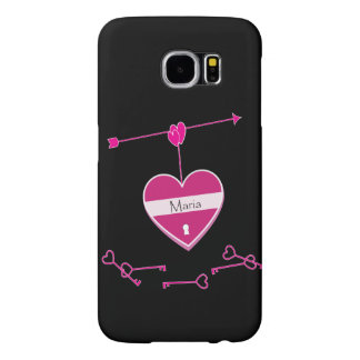 The secrets of heart samsung galaxy s6 cases