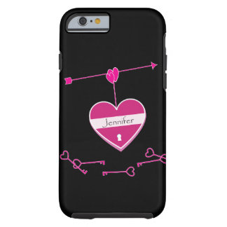 The secrets of heart tough iPhone 6 case