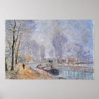 The Seine at Pontoise by Gustave Loiseau Print