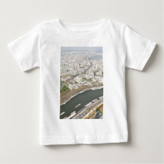 The Seine river in Paris, France Baby T-Shirt