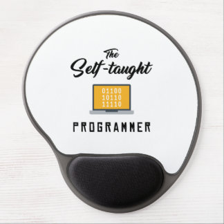 The Self-taught Programmer Gel Mousepad