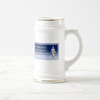 The Selkirk Grace Beer Stein
