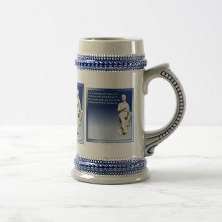 The Selkirk Grace Beer Steins