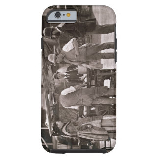 The Seller of Shellfish, from 'Street Life in Lond Tough iPhone 6 Case