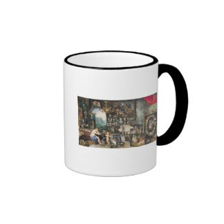 The Sense of Sight, 1617 Ringer Mug