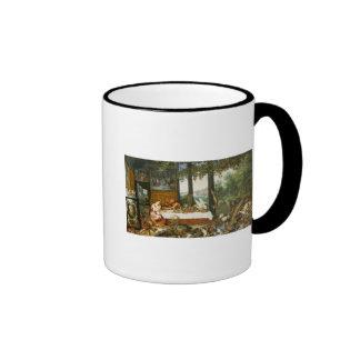 The Sense of Taste, 1618 Ringer Coffee Mug