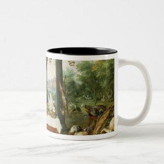 The Sense of Taste 1618 Coffee Mugs