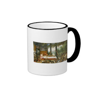 The Sense of Taste, 1618 Ringer Mug