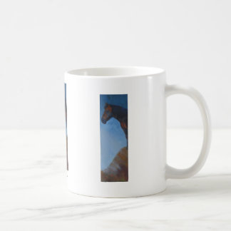 the sentinel basic white mug