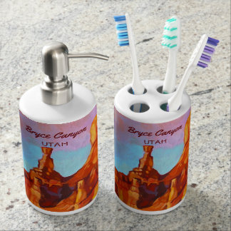 The Sentinel - Bryce Canyon National Park Toothbrush Holders