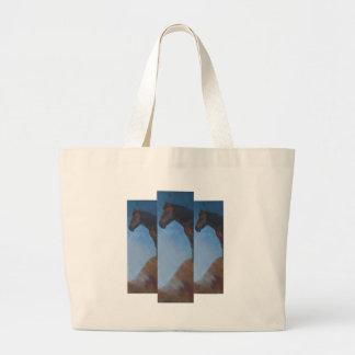 the sentinel jumbo tote bag
