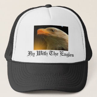 The Sentry / Fly With The Eagles Trucker Hat