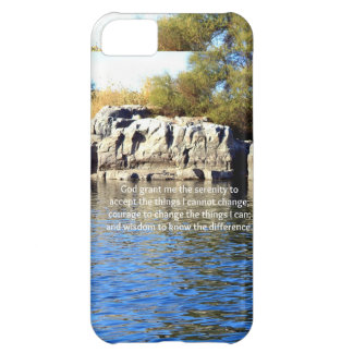The Serenity Prayer iPhone 5C Case