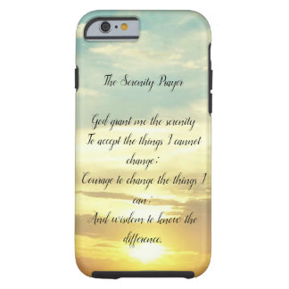 The Serenity Prayer  phone cases