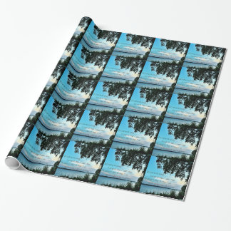 The Serenity Prayer Wrapping Paper
