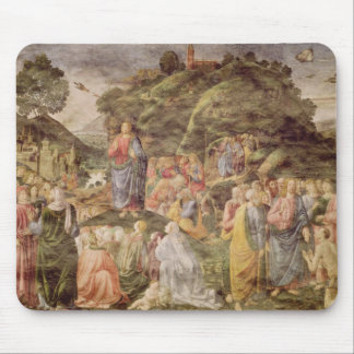 The Sermon on the Mount, from the Sistine Mouse Mat