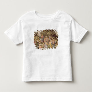 The Sermon on the Mount, from the Sistine T-shirt