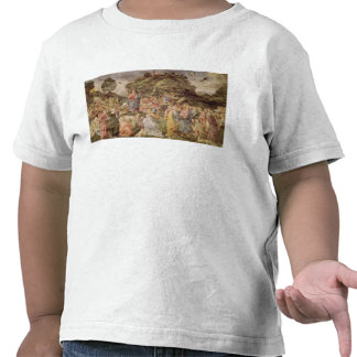 The Sermon on the Mount, from the Sistine T Shirts