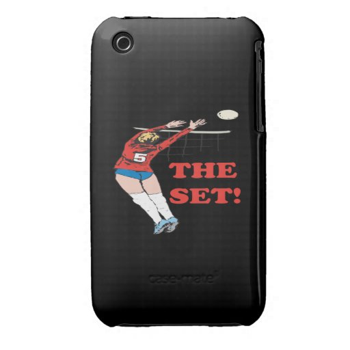 The Set iPhone 3 Case-Mate Cases