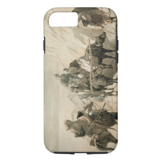 The Sevang or Cockcha Lake, Transcaucasia, plate 2 iPhone 8/7 Case