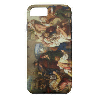 The Seven Ages of Man, 1835-8 (oil) iPhone 8/7 Case