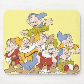 The Seven Dwarfs 4 Mouse Mat