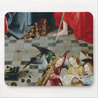 The Seven Joys of the Virgin Altarpiece Mouse Pad