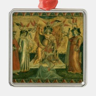 The Seven Liberal Arts, c.1435 Christmas Ornament