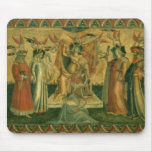 The Seven Liberal Arts, c.1435 Mouse Mat