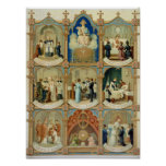 The Seven Sacraments Posters