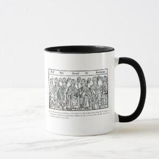 The Seven Saints of Brittany Mug