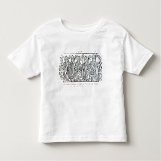 The Seven Saints of Brittany Toddler T-Shirt