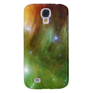 The Seven Sisters, also known as the Pleiades Galaxy S4 Case
