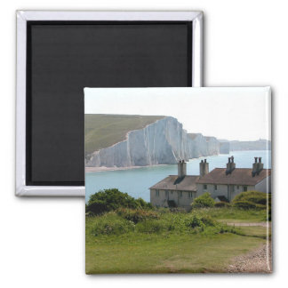 The Seven Sisters, Cuckmere Haven, Sussex Magnet