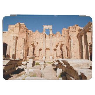 The Severan Basilica, Leptis Magna, Al Khums 2 iPad Air Cover