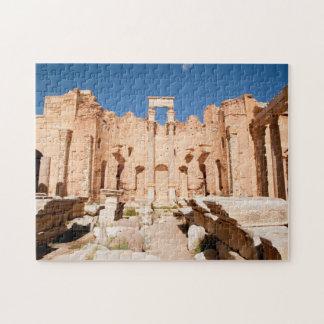 The Severan Basilica, Leptis Magna, Al Khums 2 Jigsaw Puzzle
