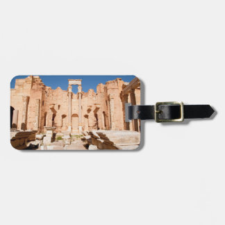 The Severan Basilica, Leptis Magna, Al Khums 2 Luggage Tag