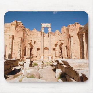 The Severan Basilica, Leptis Magna, Al Khums 2 Mouse Mat