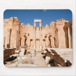 The Severan Basilica, Leptis Magna, Al Khums 2 Mouse Pad
