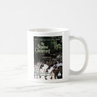 The Shadow Conspiracy Basic White Mug