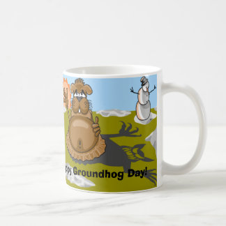 The Shadow Knows Coffee Mug