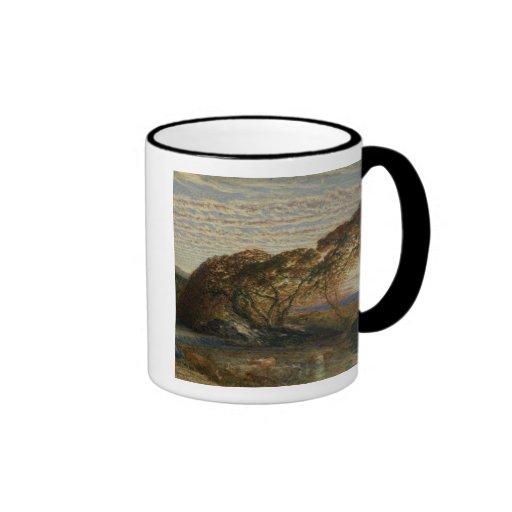 The Shadowy Stream Coffee Mug